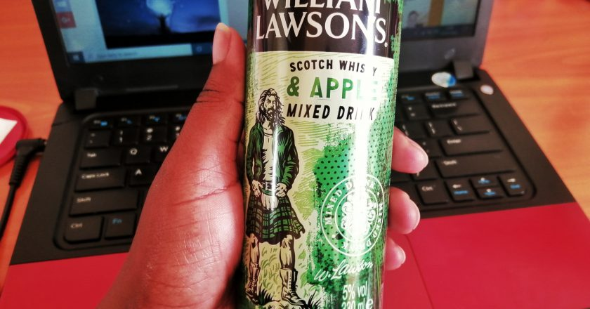 William Lawson's Mixed Apple Drink- Who is It For?